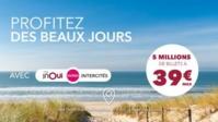 Voyages : SNCF propose 5 millions de billets à 39 euros