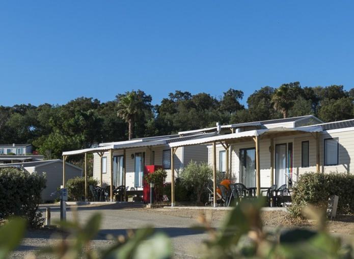 Le village club des Issambres la Gaillarde ouvrira dès le 8 mai prochain - DR : Miléade