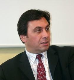 Jean-Marc Coppola, nouveau président du CRT