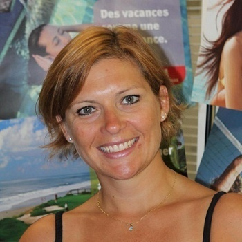 Natacha Demoux est la nouvelle vice-Présidente pour la région Nord de l'association Normacom - Photo DR