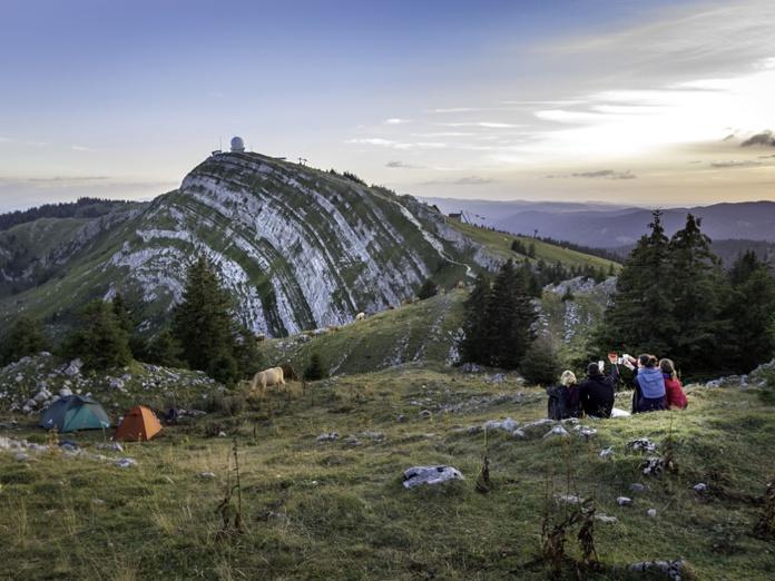 Chilowé propose 30 départs chaque mois pour des micro-aventures en France et en Europe - Crédit photo : Chilowé