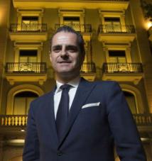 Pascal Billard, directeur général du Majestic Hotel & Spa Barcelona - DR : Majestic Hotel Group