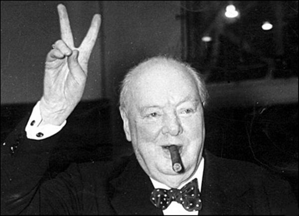 Comme disait l'homme au chapeau et au cigare, « La démocratie est la pire forme de gouvernement totalitaire, à l'exception de tous les autres... » /photo dr