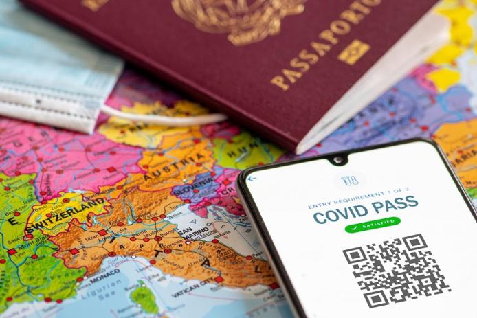 Dès le 18 mai prochain, la Guadeloupe va expérimenter le pass sanitaire, via l'application TousAntiCovid - DR : DepositPhotos, micheleursi.hotmail.com