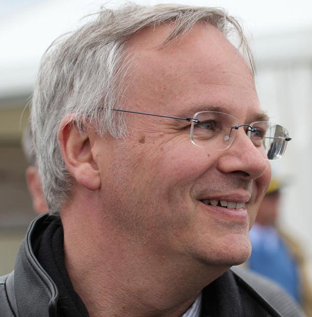 Alain Battisti est le nouveau président de la FNAM - DR