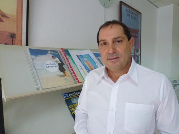 """""""Une plateforme doit être capable de supporter des dizaines de milliers de connexions par jour. Elle doit être connectée à la grande majorité des distributeurs sur le marché français et extérieur et elle doit être certifiée XFT"""", Lotfi Gabsi, PDG d'Advences - DR"""