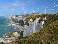 Falaises du Pays de Caux © iStock-1034427456