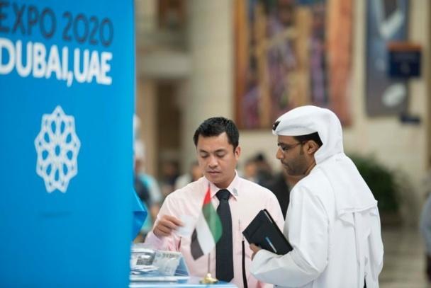 Dubaï 2020 s'étendra sur 438 hectares à Dubaï Trade Center Jebel Ali, un espace niché au sud-ouest de la ville, à mi-chemin entre l'émirat et son voisin Abu Dhabi - DR