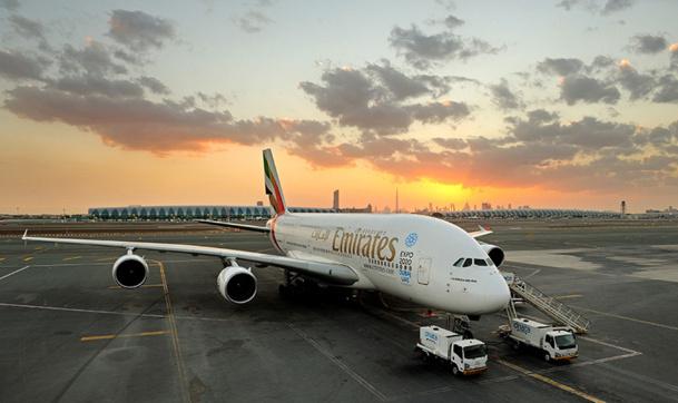Le projet Dubaï 2020 est appuyé par des sponsors aussi riches et puissants qu'Emirates - DR : Emirates