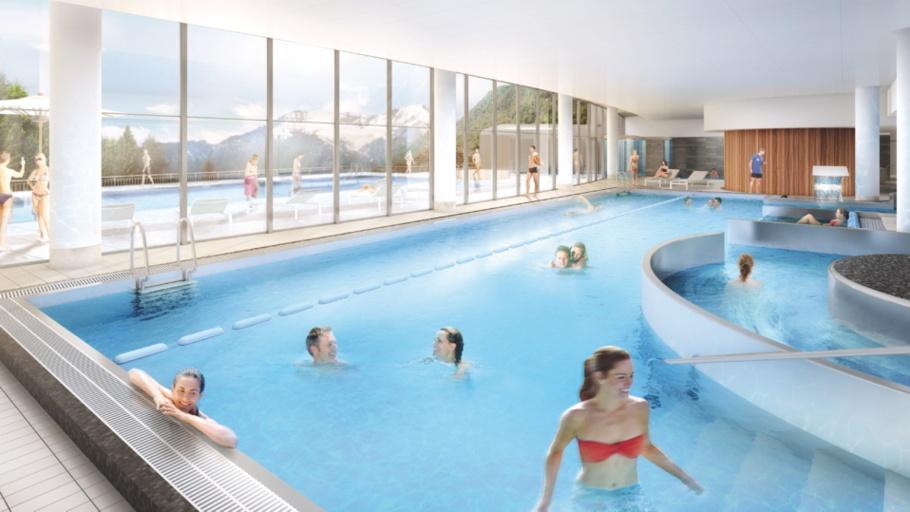 """Hautes-Alpes : """"Durancia va proposer une offre balnéo-ludique complémentaire au ski"""""""
