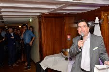 Alain Hamparsumyan, directeur général de Conferencia Travel