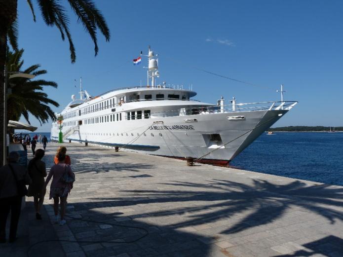 Redémarrage des croisières Croisieurope : Le 10 juin : cap sur la Croatie  à bord du MV La Belle de l'Adriatique - DR