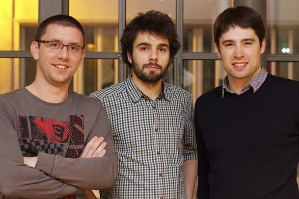 Capitaine Train a été créé par Jean-Daniel Guyot, Martin Ottenwaelter et Valentin Surrel en 2009 - DR : Capitaine Train