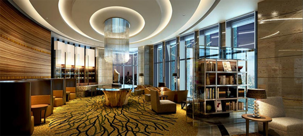 L'Intercontinental Osaka possède 215 chambres d'une surface moyenne supérieure à 50 m² - DR : Intercontinental