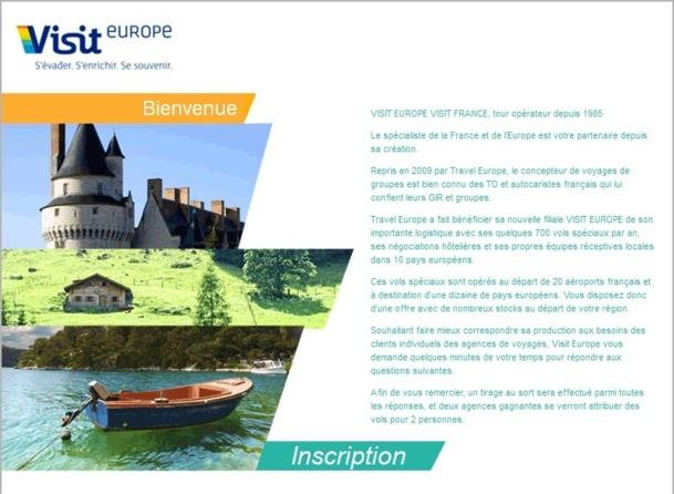 Visit Europe fait gagner des billets d'avion pour la Corse