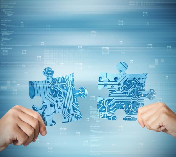 Le choix de son partenaire informatique doit relever d'un véritable travail de réflexion stratégique et d'étude des besoins. Crédit photo : Fotolia