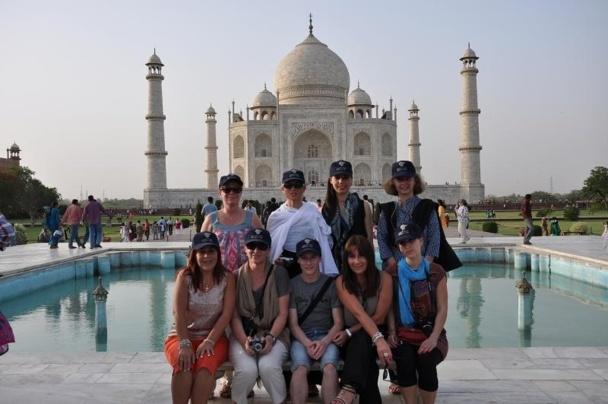 Les agents ont pu tester le combiné d'Oman Air et découvrir Oman et l'Inde à l'occasion d'un unique séjour - Photo DR