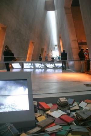 Yad Vashem, le nouveau Musée consacré à l'Histoire de l'Holocauste