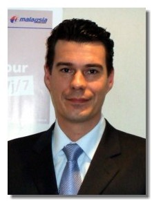 Malaysia Airlines : J.-F. Raudin, Directeur Commercial France et Portugal