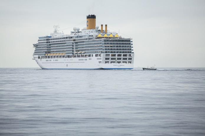 Le Costa Luminosa a appareillé de Trieste dimanche, marquant une reprise des croisières en Méditerranée orientale avec un itinéraire en Adriatique et en Grèce - COSTA LUMINOSA – 16 MAGGIO 2021 – PARTENZA DA TRIESTE HIGH