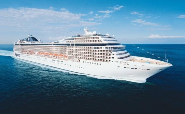 En 2013-2014, MSC Croisières opérera dans les Antilles à bord du Musica - Photo MSC Croisières