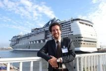 Erminio Eschena est le Directeur général de MSC Croisières pour la France et le Benelux - Photo DR