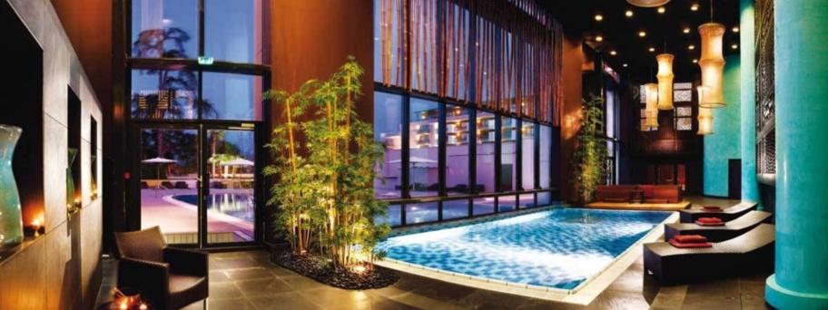 Sur 1500 m2 chic et zen, le Buddha-Bar Spa fusionne traditions ancestrales, bienfaits de la nature et expériences sensorielles. DR