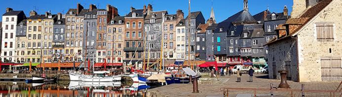 © Office de Tourisme Communautaire de Honfleur