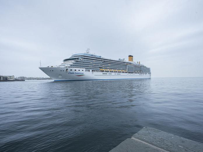 Costa Croisières : Après le Costa Smeralda, le Costa Luminosa a repris la mer le 16 mai. Ils seront rejoints par deux autres navires d'ici le début du mois de juillet - DR