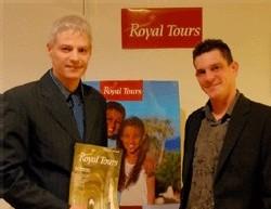 Royal Tours : nouvelles brochures été 2007
