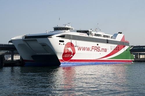 Le Dolphin Jet permet à FRS de transporter plus de passagers et d'effectuer davantage de rotations - Photo DR