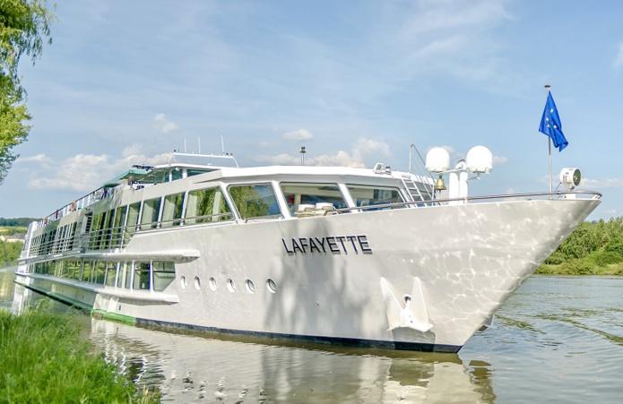 Toute la flotte de CroisiEurope va reprendre progressivement son activité - DR : CroisiEurope