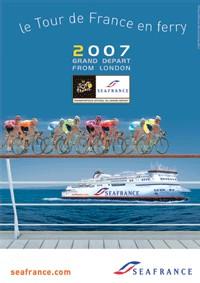 Seafrance se paie le Tour de France