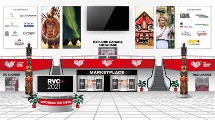 Orchestré par Destination Canada (l'office du tourisme du Canada), RVC+ réunit les acheteurs étrangers et vendeurs canadiens de produits et services touristiques - DR