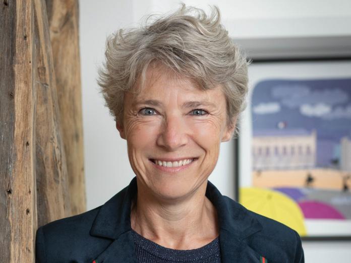 """Corinne Menegaux : """"La flexibilité des contrats couplée à la sécurisation des risques financiers est un sujet-clé pour rassurer nos clients, car il ne faut pas non plus oublier la concurrence internationale sur les grands événements !"""" - DR : Stéphane Laure"""
