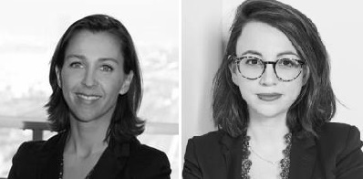 Charlotte de la Ronde et Julia Etaix - DR