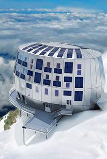 Mont Blanc : le refuge du Goûter ouvre ce vendredi
