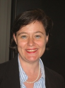 Anne Marchegay est la Directrice Communication du groupe Allianz Gloabl Assistance - Photo DR