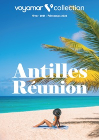 Voyamar va lancer d'ici un mois une brochure Antilles - Réunion - DR