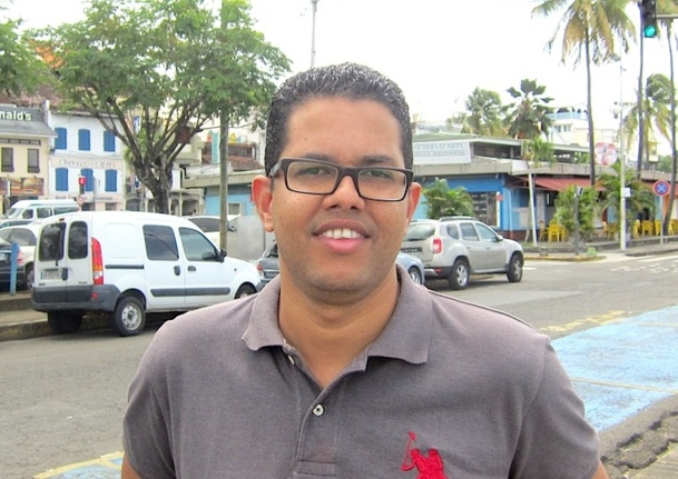 Brice Nayaradou, directeur de l'agence Nayaradou Voyages à Fort-de-France en Martinique. DR-LAC