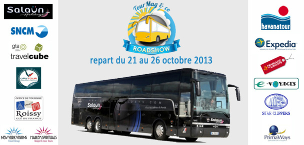 TourMaG&Co Roadshow ça repart... agents de voyages, save the date !