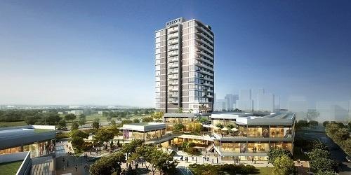 La résidence Ascott Ireo City Gurgaon ouvrira ses portes en 2016 - DR