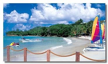 Les Caraïbes « anglophones », zone touristique émergente