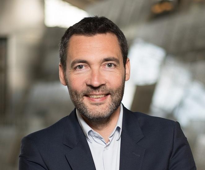 Julien Nicolas pilote la direction Numérique Groupe - Photo Alexandre Nestora