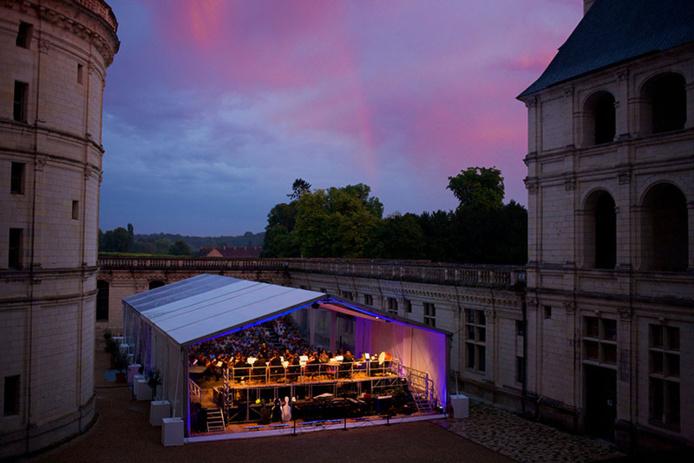 Festival de Chambord : concert de musique classique © L. Lelot _DNC