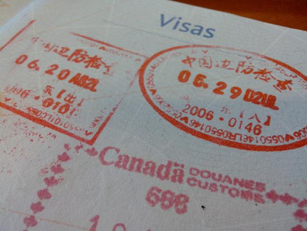 Dans certains pays, plus que dans d'autres, obtenir un visa peut vite devenir un vraie galère... - DR : A.B.