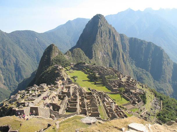 L'ancienne cité inca du Machu Picchu, au Pérou, est considérée comme l'une des 7 merveilles du monde - DR : JDL