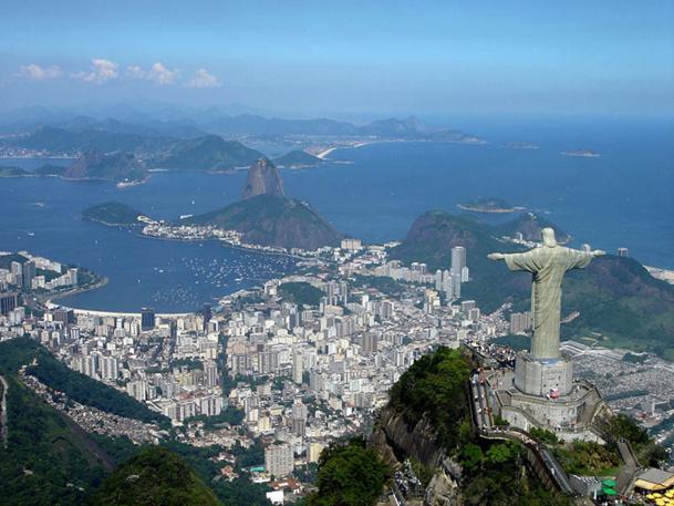 Vue du Corcovado - DR : Wikipédia