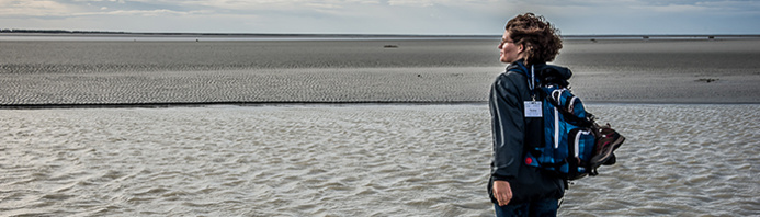 © audic2417 / La traversée de la Baie du Mont Saint-Michel