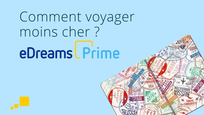 eDreams ODIGEO : l'Abonnement Prime a été lancé en France en 20217 - DR